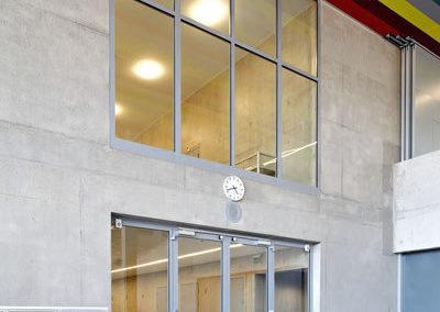 Rauch- und Brandschutztüren nach DIN 18095 + DIN 4102
