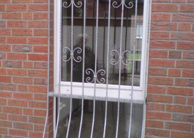 Einbruchschutz - Gitterfenster